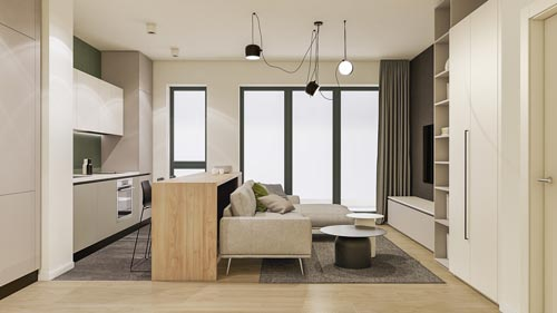 Residential Suites 2