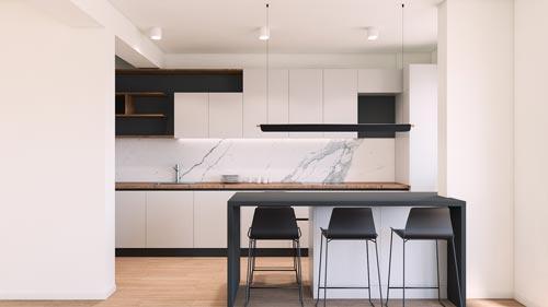 Residential Suites 3